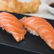 Sokusai serviert frisches Sushi in Wiesbaden