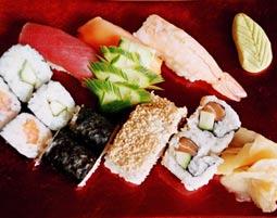 Sushi-Kochkurs 1