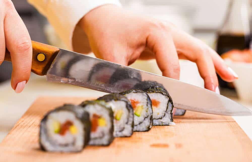 Sushi Kochkurs in Darmstadt - Sushi selber machen