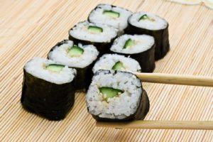 Veganes Sushi - Was ist möglich?