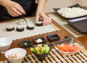 Sushi-Restaurants als Franchise: Kann das funktionieren?