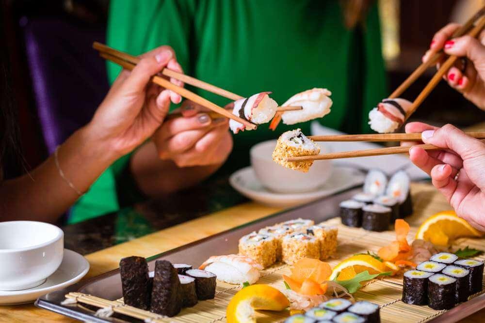 Sushi Kochkurs in Deiner Stadt