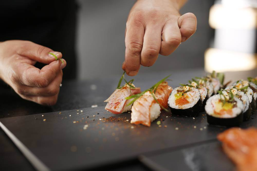 sushi kochkurs in mannheim sushi selber machen. Black Bedroom Furniture Sets. Home Design Ideas