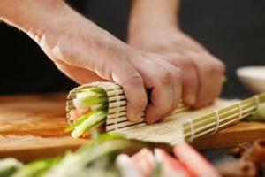 Essbares Sushi aus dem 3D-Drucker: Schmeckt das?
