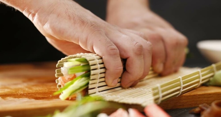 Japan: Gratis Sushi gegen YouTube-Video