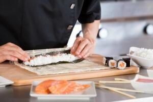 Sushi-Restaurant im Trump-Hotel: Ein steiniger Weg