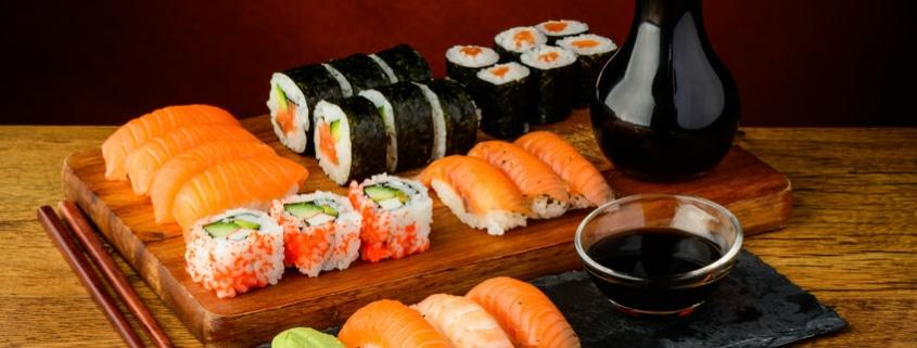 Lob und Tadel für das Running Sushi