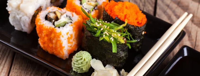 Sushi like a Boss! 1