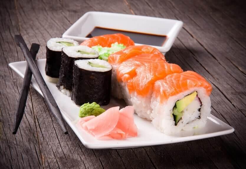 Sushi Kochkurs in Regensburg - Sushi selber machen