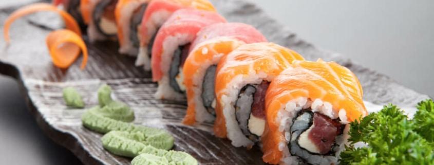 Sushi-Genuss 1