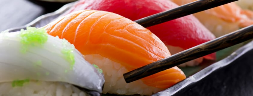 Sushi de Luxe Stuttgart - Sushi selber machen