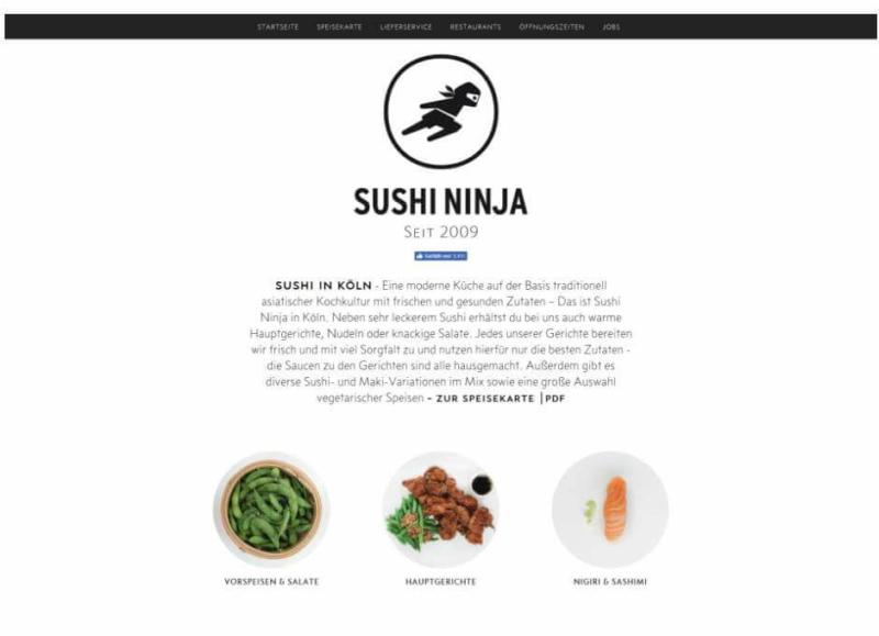 Sushi Ninja Köln – Ehrenfeld