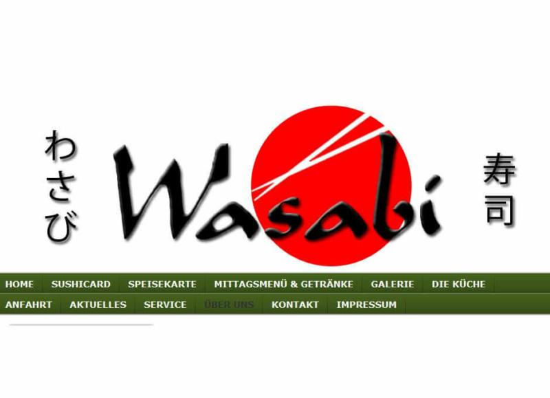 Wasabi Sushi Bar Fürth