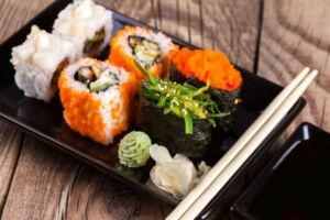 Sushi & Co: Lieferservices boomen dank Corona
