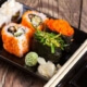 Sushi & Co: Lieferservices boomen dank Corona