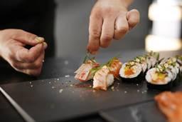 Fischrecycling im Sushi-Restaurant: Nichts mehr wegschmeißen