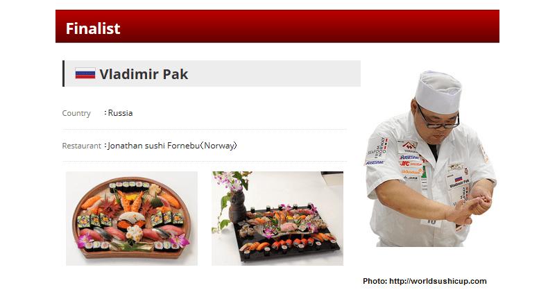 Der 36-jährige Vladimir Pak hat den Titel geholt.