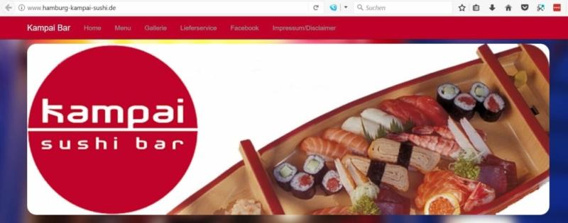 Hamburg Kampai Sushi