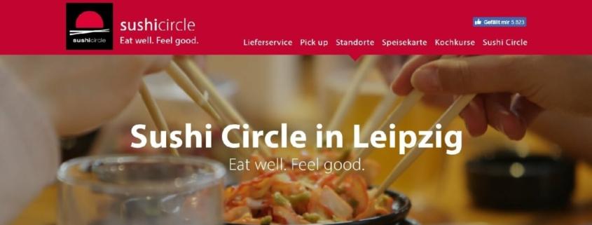Sushi Circle Restaurant Leipzig- Kaufland