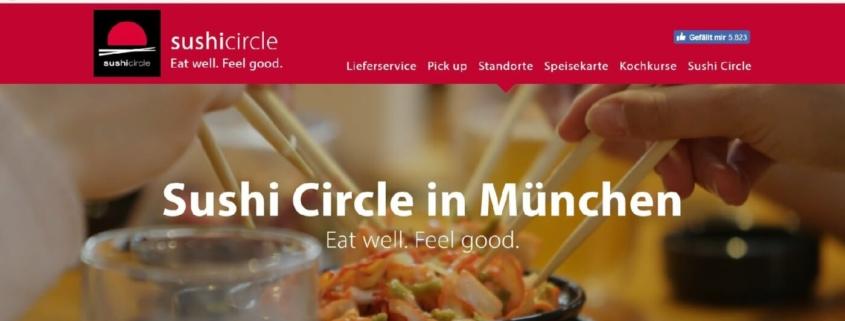 Sushi Circle Restaurant München - Schmankerlgasse
