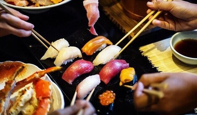 Düsseldorf: Vermutlich falsches Sushi Event aufgedeckt