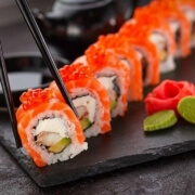Internationales Sushi-Festival in Osnabrück