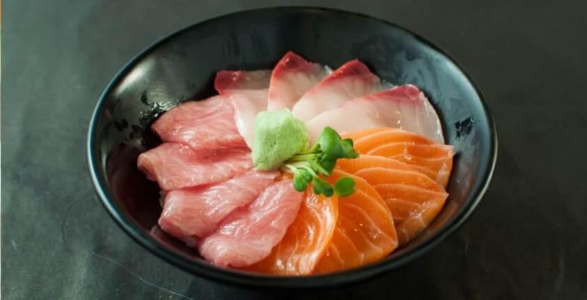 Sushi Sorte: Chirashi-Sushi
