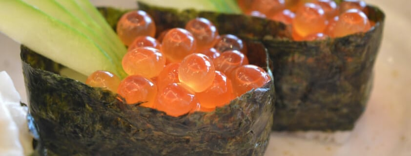 Gunkan-Maki: einfaches Rezept mit 6 Füllungen - Sushi selber machen