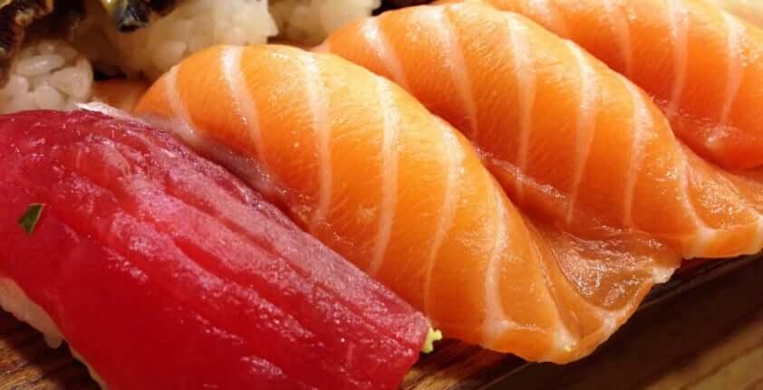 Sushi Sorten: Nigiri