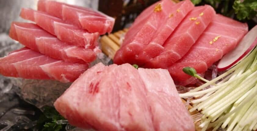 Sushi Sorte: Sashimi
