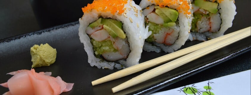 Inside Out Rolls: California Rolls Rezept 1