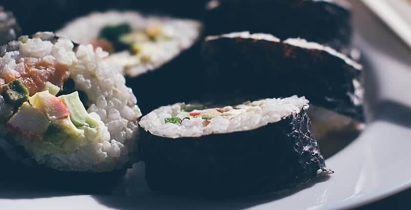 Sushi Sorte: die Futo Maki