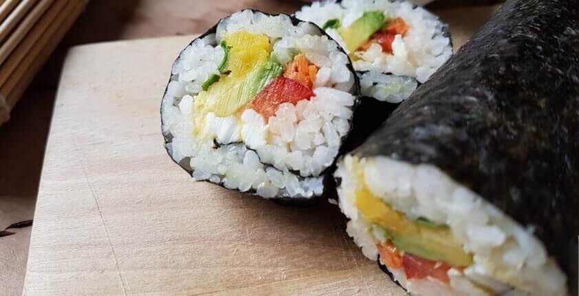 Sushi Sorte: Die traditionellen Maki