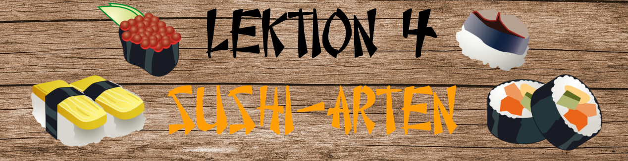 Sushi selber machen: so geht's Schritt für Schritt 4
