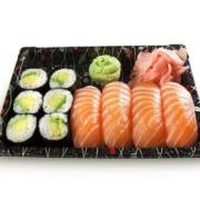 Veganer Lachs im Sushi: Was ist das denn?