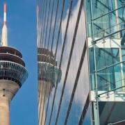 Düsseldorf: Sushi in luftiger Höhe ab Ende September