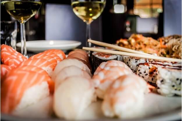 Sushi Kochkurs in München 1